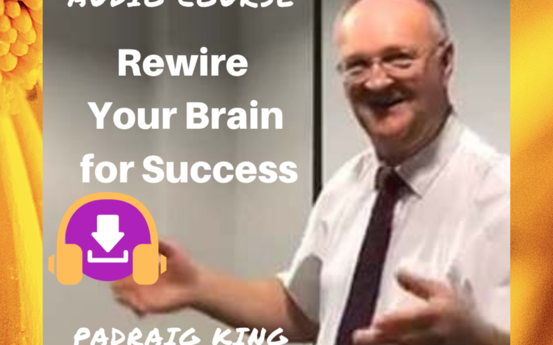 Rewire your Brain for Success with Padraig King