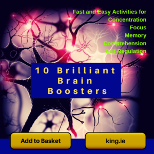 10 Brilliant Brain Boosters